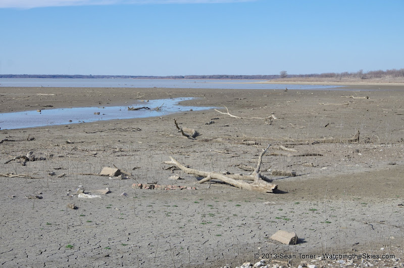 01-19-13 Hagerman Wildlife Preserve and Denison Dam - IMGP4040.JPG