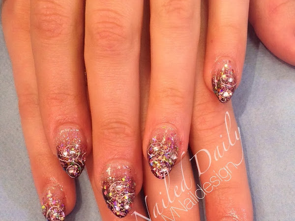 Points, Glitter and filligree