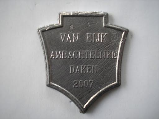 Naam: Eric van EijkPlaats: Den HaagJaartal: 2007