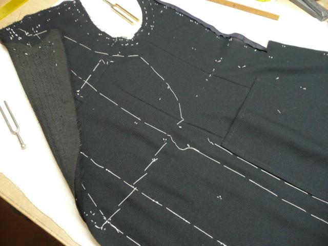 濃紺サマージャケット/オーダースーツのテーラーミヤサカ