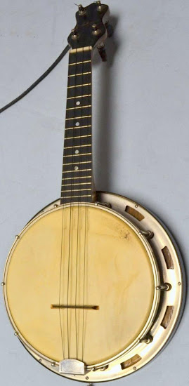 Gordon Markendale Banjolele (Abbott copy)