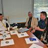 Meeting With Peers to Peers