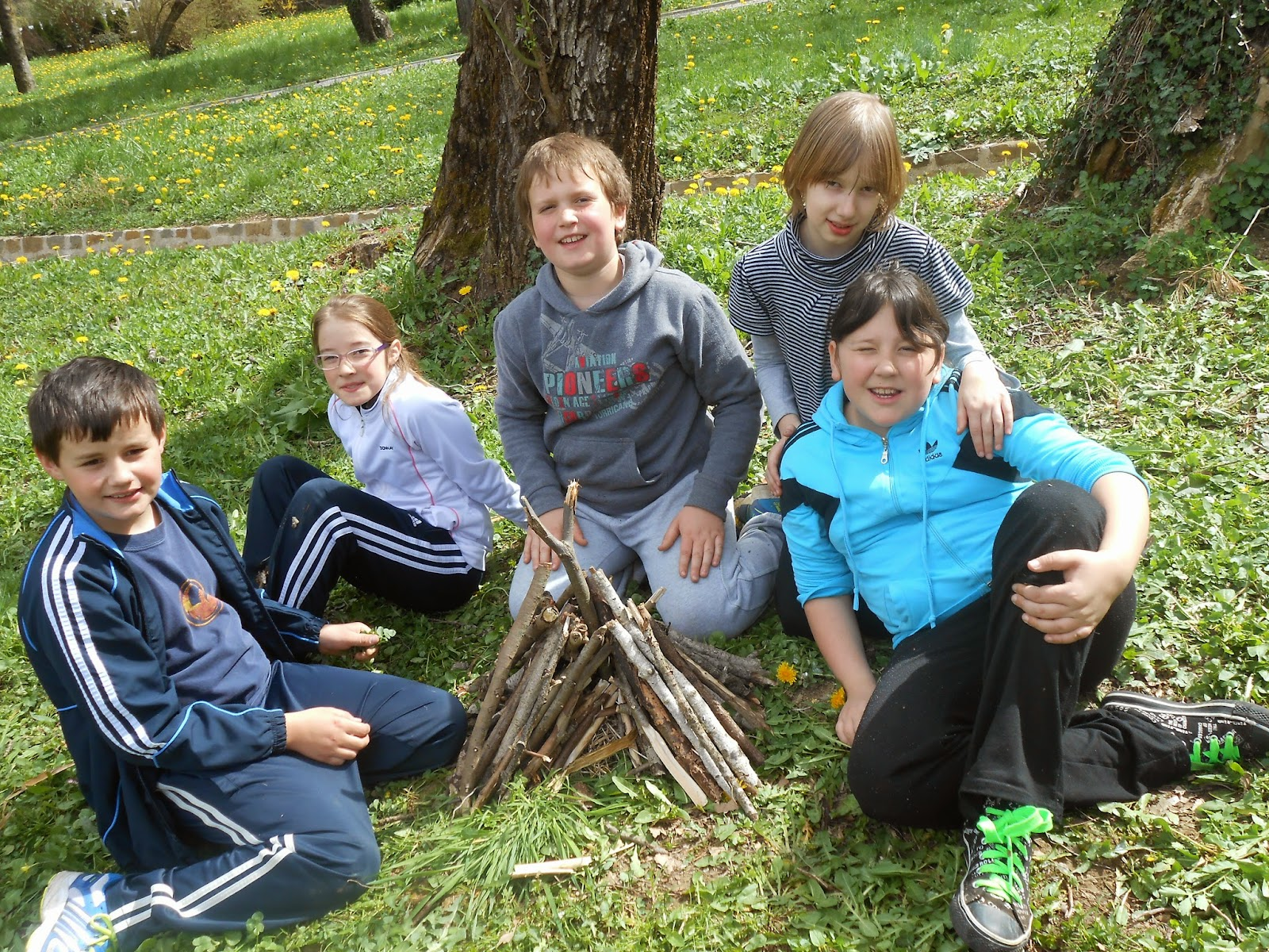 Športni dan 4. razred, 4. april 2014, Ilirska Bistrica - DSCN3393.JPG