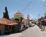Rodos Siana Köyü