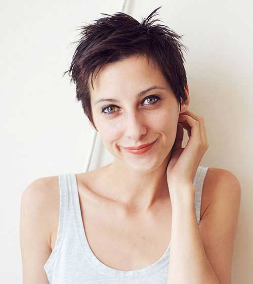 CRAZY SPIKY SHORT HAIRCUTS FOR LADIES &OLDER WOMEN 7