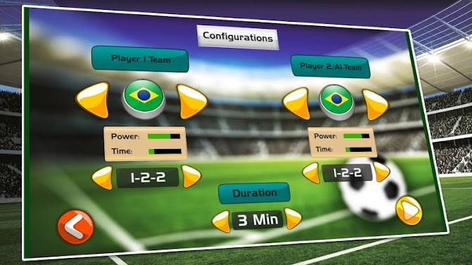 New Soccer Stars 2018 : Carrom King Soccer Game Android 7