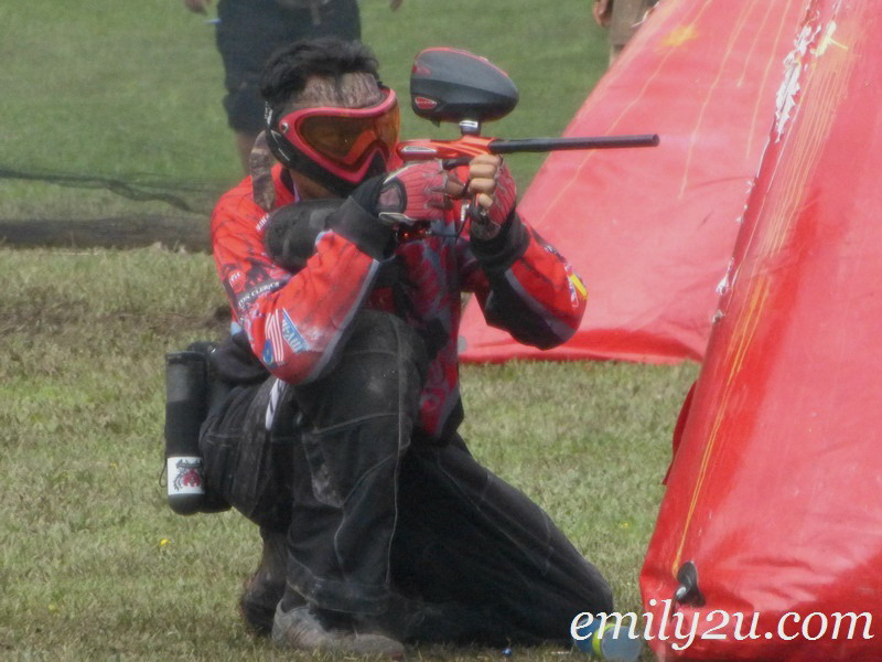 1 Northern Paintball Series - 2nd Leg @ Ipoh