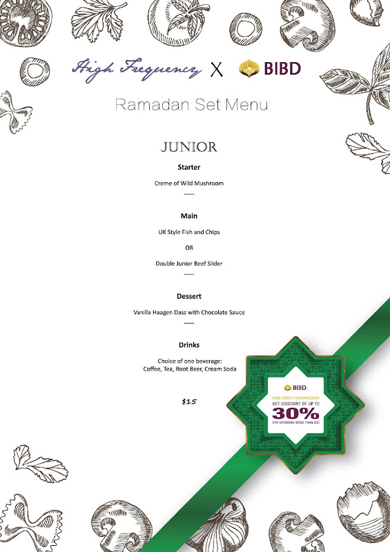 HF Ramadan 2018 JuniorSet