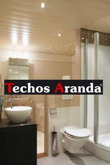 Precio montadores techos Madrid