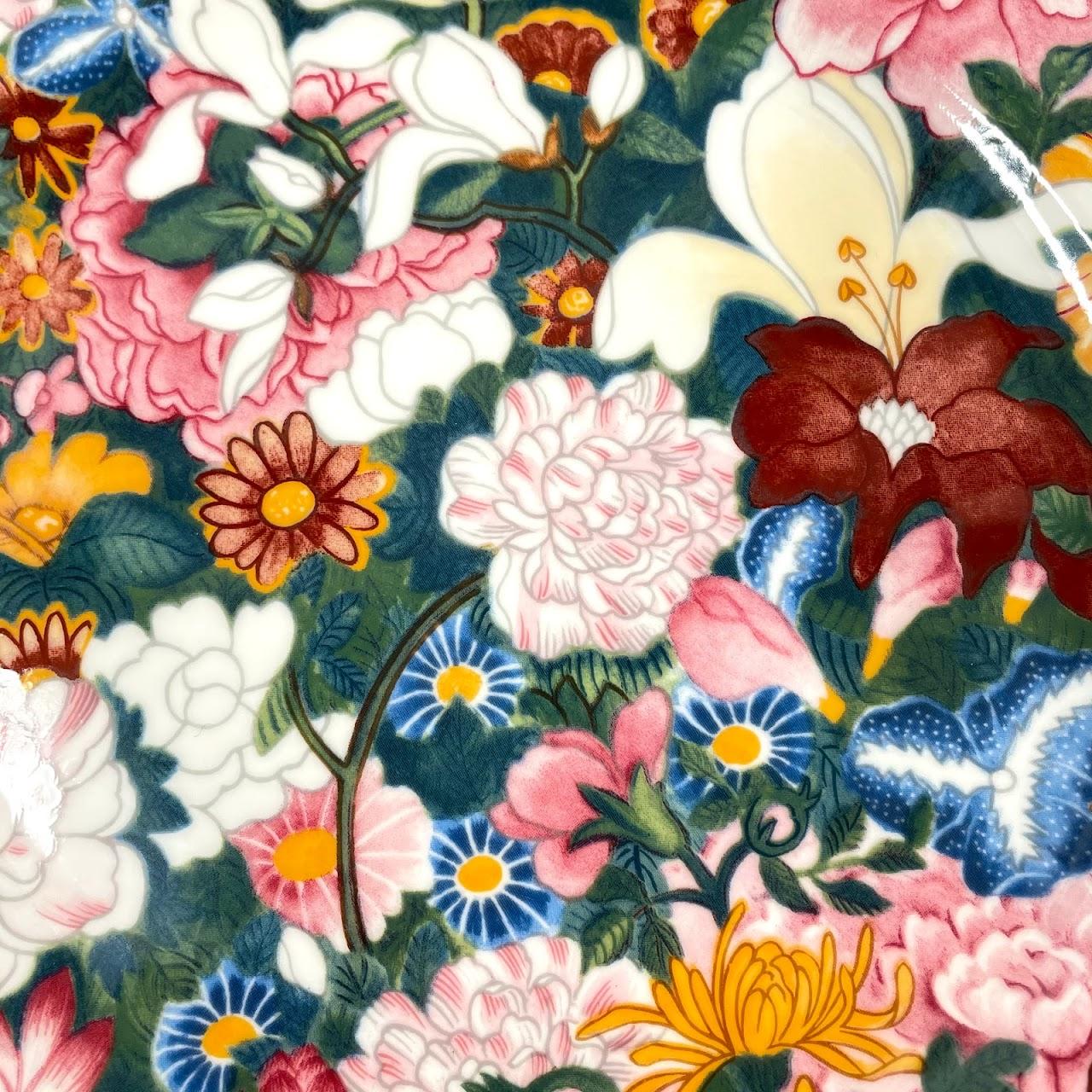 Wedgwood Ralph Lauren Imperial Garden Dinner Plates