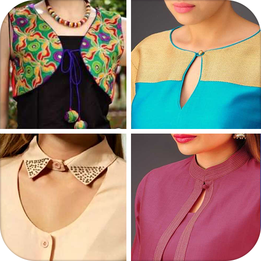 Neck Designs For Girls Women Salwar Kameez Design Apps On Google Play