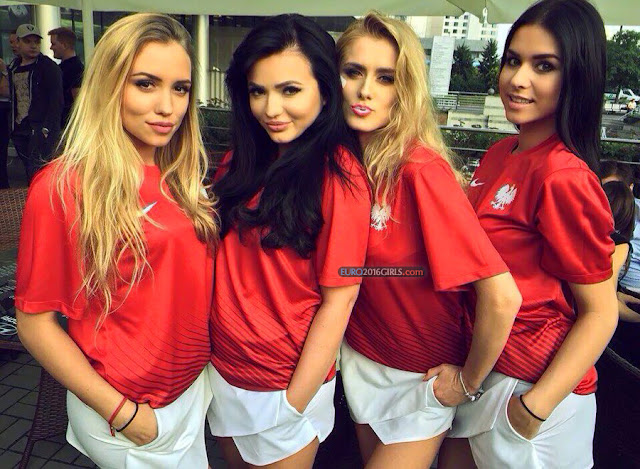 Why are polish girls so hot