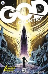 Actualización 05/08/2017: God Country #06, con Heisenbergen las traducciones y Sueño en las maquetas para Legion de Comiqueros.
