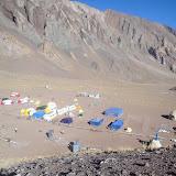 Campamento di Confluencia (3400 mt)