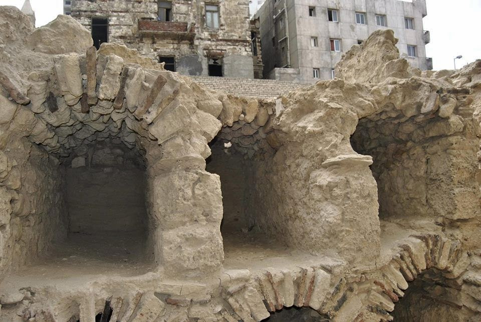 Heritage: Hellenistic-era ruins demolished in Alexandria
