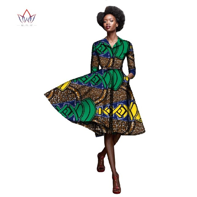 AFRICAN FASHION CLOTHES CONSIST OF VIBRANT COLORS IN 2019 10