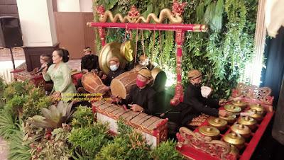 sewa Gamelan,adat Jawa murah di Jakarta Dok. Wedding Dita & Zarfan, Hotel Royal Kuningan