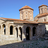 28. The Monastery of Saint Naum. X Century. Ohrid