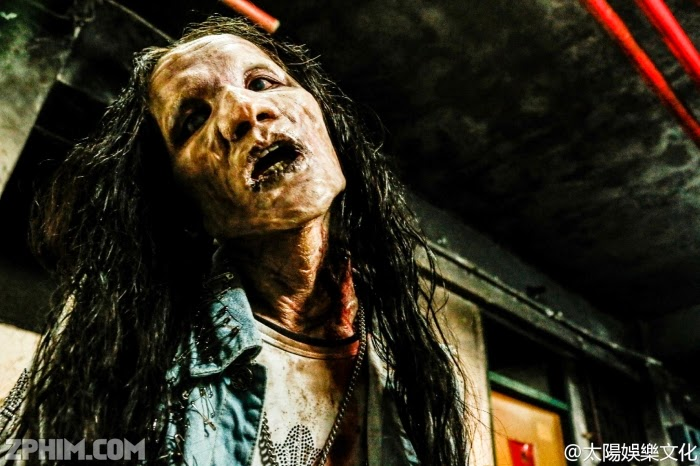 Ảnh trong phim Đấu Trường Xác Sống - Zombie Fight Club 4