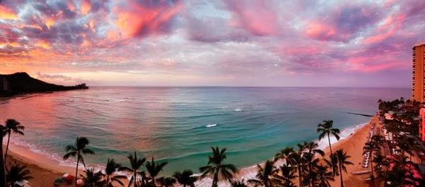 Férias no Hawai