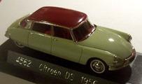 4562 Citroen DS 19 1956