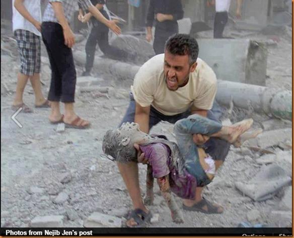 Syria-unending pain