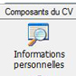 creation de CV opencv