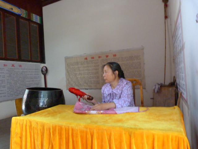 CHINE SICHUAN.XI CHANG ET MINORITE YI, à 1 heure de route de la ville - 1sichuan%2B772.JPG