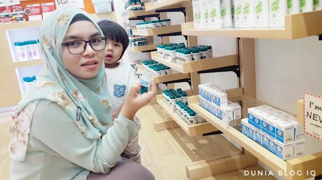 Butik Himalaya KLCC: Produk 100% Herbal Untuk Seisi Keluarga