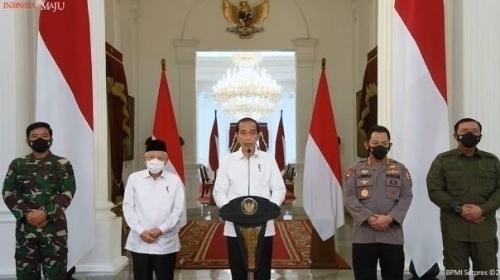 Jokowi Perintahkan Panglima TNI dan Kapolri Tangkap Semua Anggota KKB