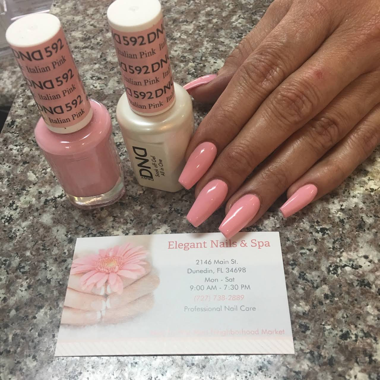 Elegant Nails & Spa - Nail Salon in Dunedin & Clearwater
