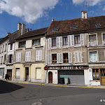 Rue Serret : façades