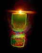Candle Shining