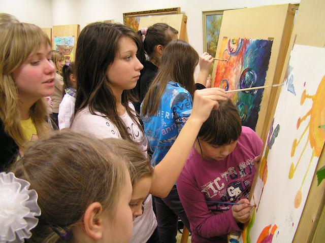 Kunstiosakonda sisseastunud laste pühitsemine 2011 - PB160145.JPG