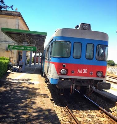 Estación Gagliano - Leuca Brompton Dahon