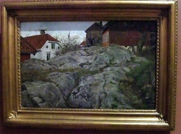 Frits Thaulow Rock