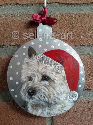 Kersthanger Kiki