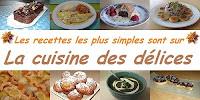 Bannière la cuisine des délices 500x250