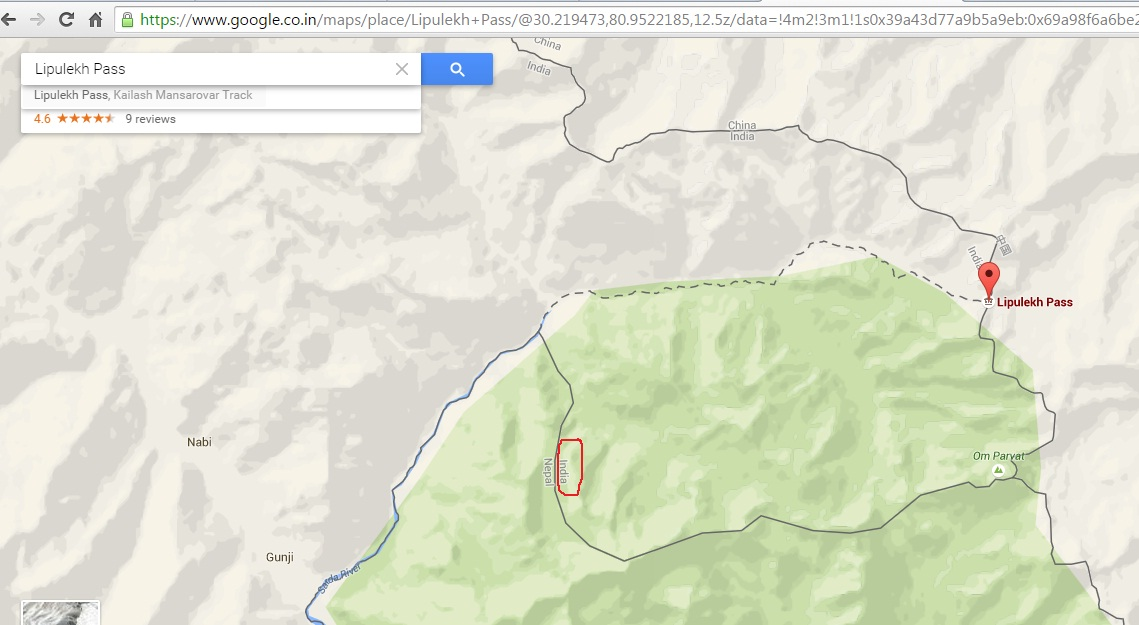 Lik is in nepal .but google map show that in india why ... Show India Map on korea map, karnataka map, texas map, time zone map, europe map, maharashtra map, indian subcontinent map, arabian sea map, california map, japan map, france map, andhra pradesh map, sri lanka map, canada map, russia map, australia map, china map, brazil map, africa map,