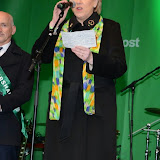 OIC - ENTSIMAGES.COM - Minister Heather Humphreys  at St Patrick's Day Parade and Festival 2015 in London Photo Mobis Photos/OIC 0203 174 1069