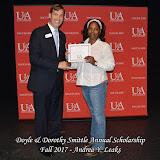 Fall 2017 Foundation Scholarship Ceremony - Doyle%2B%2526%2BDorothy%2BSmittle%2BAnnual%2B-Andrea%2BLeaks.jpg