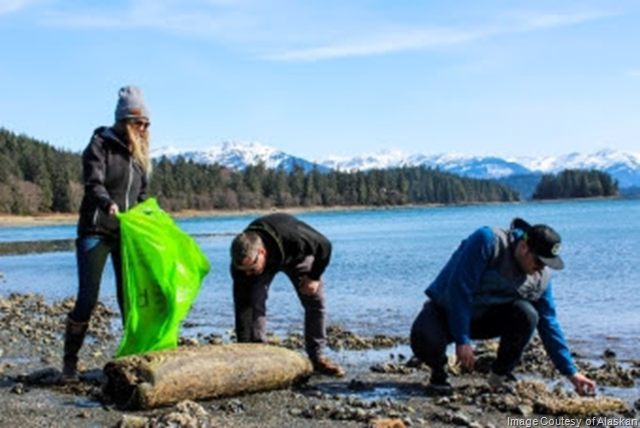 Alaskan Brewing's Coastal CODE Announces Community Cleanup