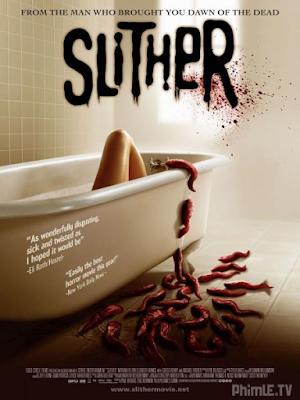 Phim Ấu Trùng Ma - Slither (2006)