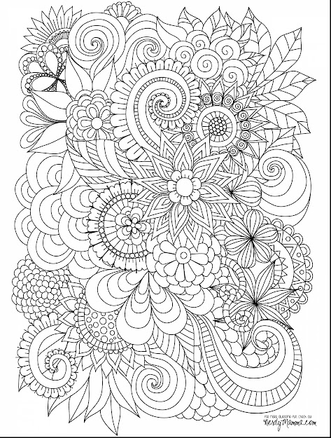 Spectacular Printable Adult Coloring Book Pages With Coloring Pages For  Adults Flowers And Coloring Pages For