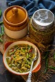 Green Chilli Pickle Recipe North Indian Style