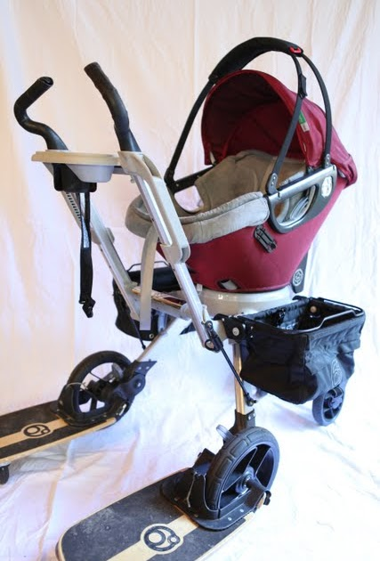 baby gear yard sale orbit baby g2 complete stroller system 1100. Black Bedroom Furniture Sets. Home Design Ideas