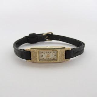 14K Gold Hebe Vintage Watch