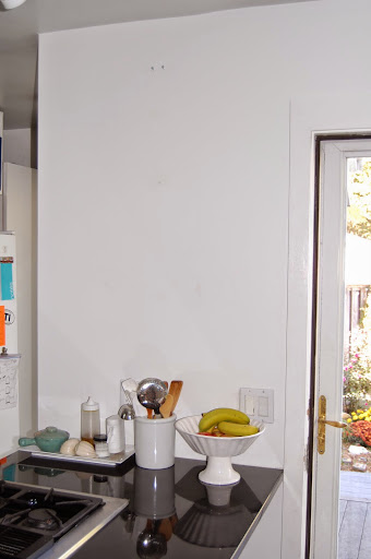 Utuy design blank kitchen wall for What to do with a blank wall