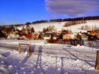 luxusní počasí i sněhové podmínky
