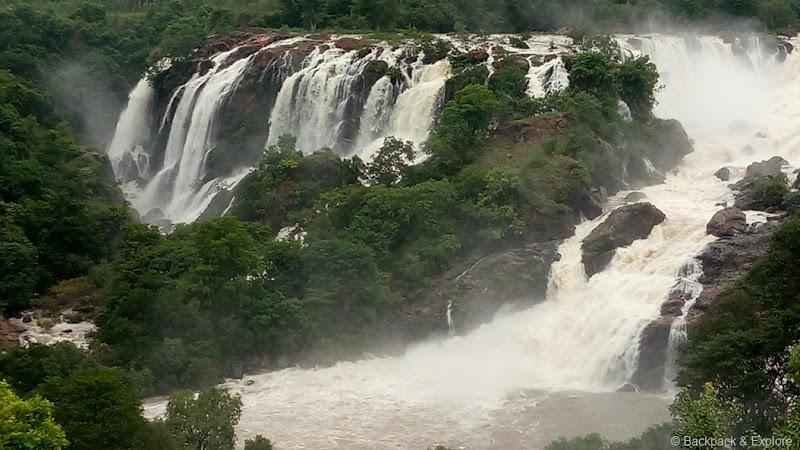 Shivansamudram Falls, Karnataka, India